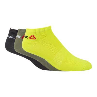 Reebok One Series Men's Ankle Socks-3-Pack