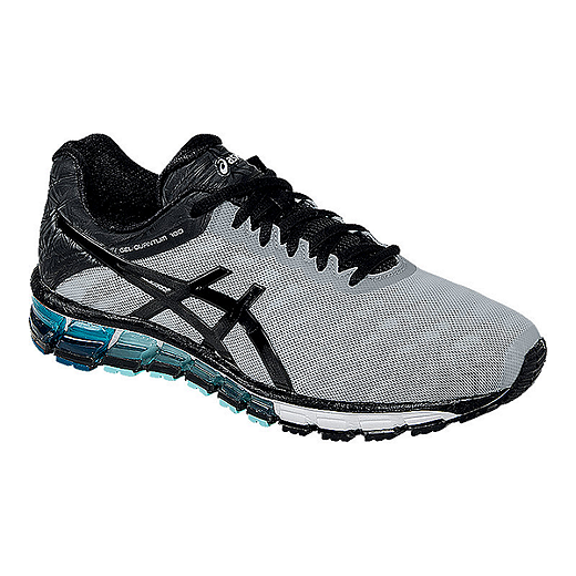 Free Shipping Shop Free Shipping Wholesale Price ASICS GEL-Quantum 180 3 Running Shoe(Men's) -Mid Grey/Black Clearance Pick A Best Store Online Particular QebdX6OO