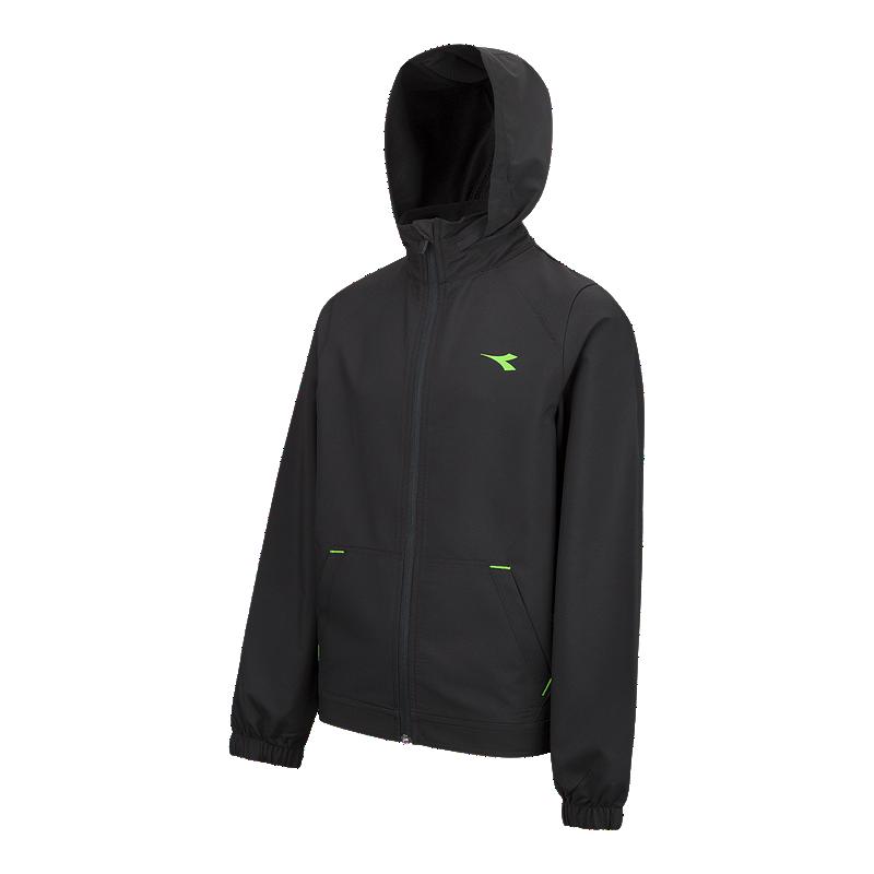 low priced f29f1 c6377 Diadora Boys' Woven Jacket