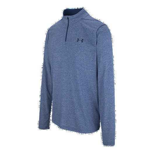 6a4ffec4 Under Armour Men's Threadborne™ Siro 1/4 Zip Long Sleeve Shirt