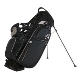 Callaway Fusion 14 Hybrid Stand Bag - Black/Grey/White