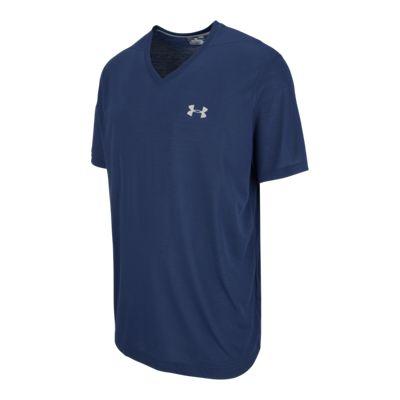 Under Armour Men's Threadborne™ Siro V-Neck Short Sleeve Shirt
