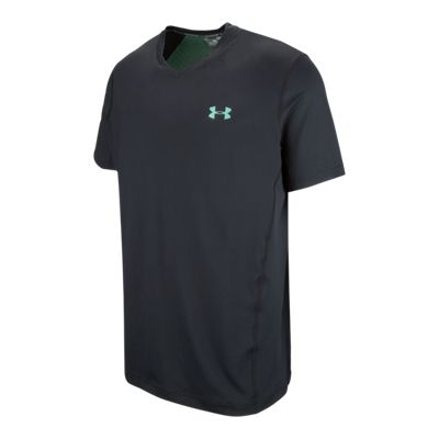 Under Armour Men's Supervent Fitted Short Sleeve Shirt