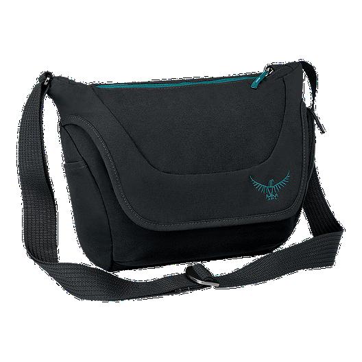 e46fece0eba Osprey Women s FlapJill Micro 4L Shoulder Bag - Black