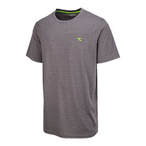 Diadora Men's Training Jacquard Tech T Shirt