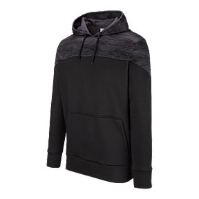 Diadora Men's Tech Fleece Print Pull Over Hoodie