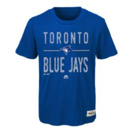 Toronto Blue Jays Kids' Descendant Slub T Shirt