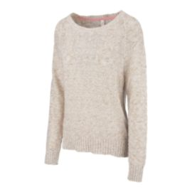 Firefly Women's Gale Knitted Crew Sweater