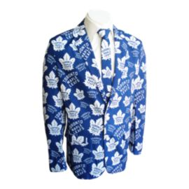 Toronto Maple Leafs Team Jacket And Tie