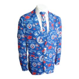 Toronto Blue Jays Team Jacket & Tie