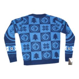 Winnipeg Jets Patches 2.0 Ugly Sweater