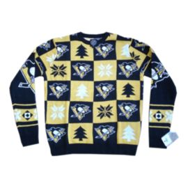 Penguins Patches 2.0 Ugly Sweater