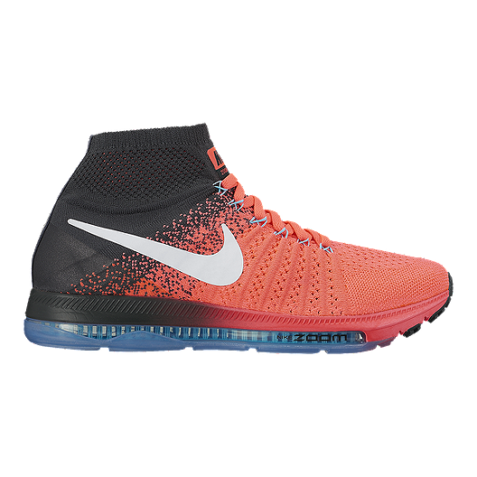 buy popular 61387 3f473 Nike Women's Zoom All Out FlyKnit Running Shoes - Pink Fade/Black   Sport  Chek