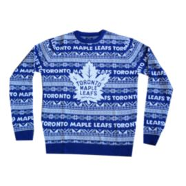 Toronto Maple Leafs Big Logo 2.0 Ugly Sweater