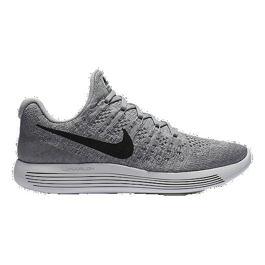 buy online c4a56 4018f Nike Women s LunarEpic FlyKnit 2 Running Shoes - Grey Black   Sport Chek