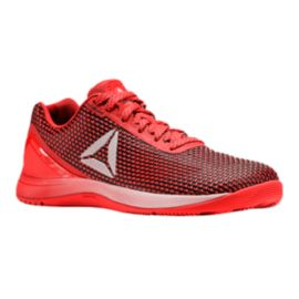 Reebok Men's CrossFit Nano 7 Training Shoes - Red/White