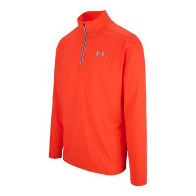 Under Armour Men's Threadborne™ Microthread Run Streaker 1/4 Zip Long Sleeve Shirt