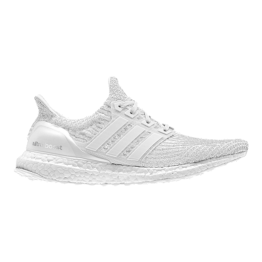 6043f2a55d61 adidas Men s Ultra Boost Running Shoes - White