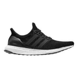 adidas Mens' Ultra Boost Running Shoes - Black