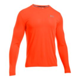 Under Armour Men's Threadborne™ Microthread Run Streaker Long Sleeve Shirt