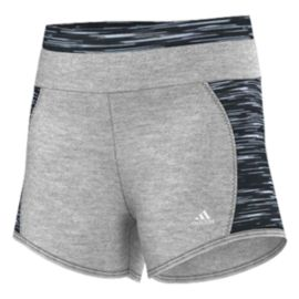 adidas Girls' Wardrobe Cotton Shorts