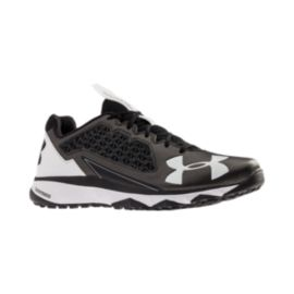 Under Armour Men's Deception Trainer Training Shoes - Black/White
