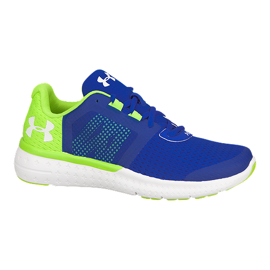 best loved bf5e6 0e2af Under Armour Kids' Micro G Fuel Grade School Running Shoes ...