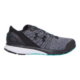 Under Armour Men's Charged Bandit 2 Running Shoes - Heather Grey/Black