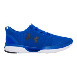 Under Armour Men's Charged CoolSwitch RN Running Shoes - Blue/White