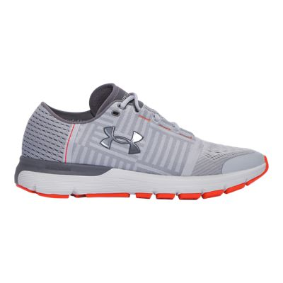 Under Armour Men's SpeedForm® Gemini 3 Running Shoes - Grey Pattern