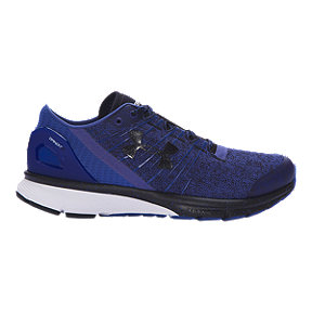 Under Armour Women's Charged Bandit 2 Running Shoes - Heather Purple/Blue