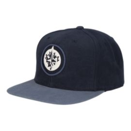 Winnipeg Jets Wool Snapback Cap