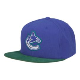 Vancouver Canucks Sandy Off White Snapback Cap