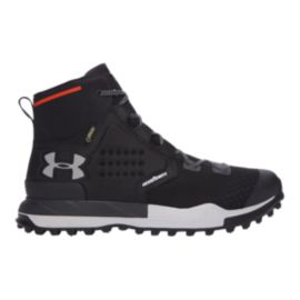 Under Armour Men's Newell Ridge Mid GTX Hiking Boots - Black/Grey