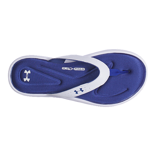 65f0adc78 Under Armour Women s Marbella V Thong Sandals - White. (5). View Description