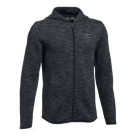 Under Armour Boys' SC30 Essentials Full Zip Hoodie