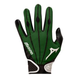 Mizuno Vintage Pro Adult Batting Glove - Forest Green