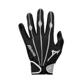 Mizuno Vintage Pro Adult Batting Glove - Black/White