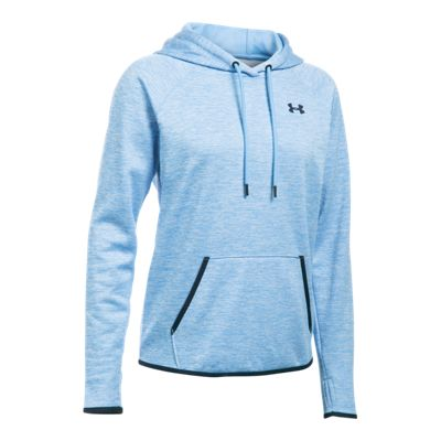 Under Armour Women's Armour Fleece Icon Twist Pull Over Hoodie