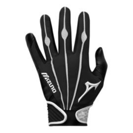 Mizuno Vintage Pro Youth Batting Glove - Black/White