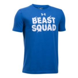 Under Armour Boys' Beast Squad T Shirt