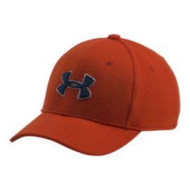 Under Armour Boys' Blitzing 2.0 Stretch Fit Hat