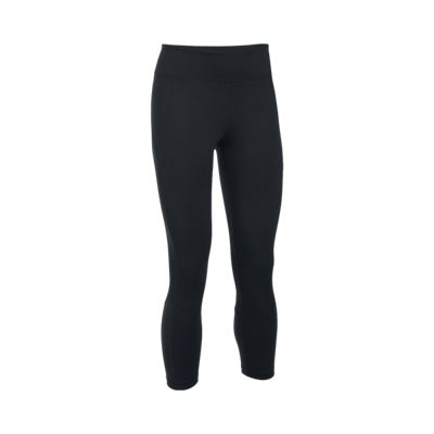Under Armour Women's Studio Mirror Block Crop Tights
