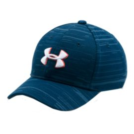 Under Armour Boys' Printed Blitzing Sf Hat