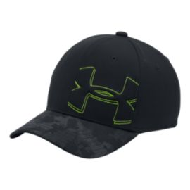 Under Armour Boys' Youth Billboard 2.0 SF Hat