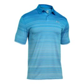 Under Armour Men's Cool switch Trajectory Stripe Polo