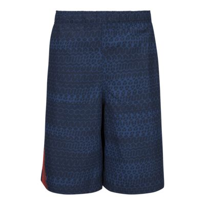 Under Armour Boys' Mania Volley Swim Shorts