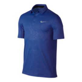 Nike Golf Men's Mobility Embossed Polo