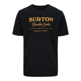 Burton Men's Durable Goods Short Sleeve T Shirt