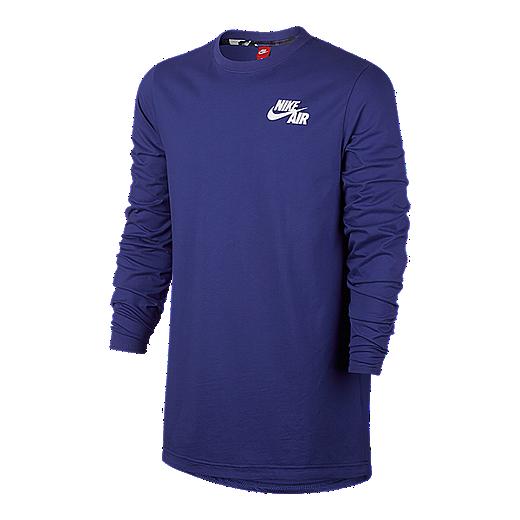 9c1c38be Nike Air Men's Long Sleeve Shirt | Sport Chek